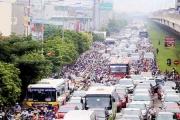 Tăng cường bảo đảm trật tự ATGT và chống ùn tắc giao thông