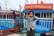 Quảng Ngãi: Ngư dân Lý Sơn nô nức khai tàu mở biển đầu năm