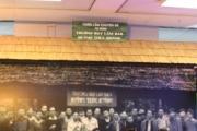 Lần đầu triển lãm về ngôi trường dạy làm báo đầu tiên của Việt Nam