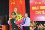 Quảng Bình: Khen thưởng ban chuyên án triệt phá đường dây mua bán, vận chuyển 110.000 viên ma túy tổng hợp từ Lào về Việt Nam.