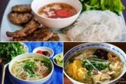 Tiết lộ 3 món ăn Việt Nam được phóng viên quốc tế lựa chọn nhiều nhất