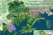 Khu đô thị tích hợp rộng gần 687ha sẽ là trung tâm hành chính, tài chính mới của Móng Cái