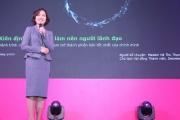 """""""Nữ tướng"""" Hà Thị Thu Thanh: Kiên định là yếu tố làm nên nhà lãnh đạo"""