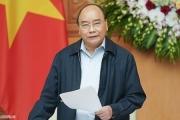 Thủ tướng chủ trì họp tiểu ban Kinh tế Xã hội chuẩn bị cho Đại hội 13