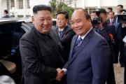 Thủ tướng Nguyễn Xuân Phúc tiếp Chủ tịch Kim Jong-un