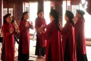 Đến Lễ hội Đền Hùng nghe hát Xoan làng cổ