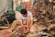 Đi tìm dấu tích ông tổ nghề ở làng điêu khắc sừng Thụy Ứng
