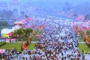 Hôm nay khai hội Giỗ tổ Hùng Vương - Lễ hội Đền Hùng năm 2019