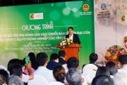 150 Hợp tác xã trực tiếp kết nối tiêu thụ nông sản vào hệ thống siêu thị Big C Việt Nam