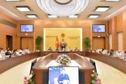 Điều động, miễn nhiệm, phê chuẩn nhân sự một số cơ quan Quốc hội