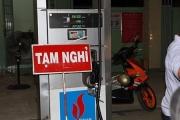 Xử phạt, rút giấy phép kinh doanh doanh nghiệp ngừng bán xăng
