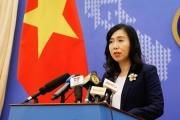 Việt Nam lên tiếng việc Trung Quốc tổ chức đua thuyền tại quần đảo Hoàng Sa
