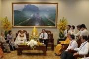 Đại lễ Vesak Liên Hợp Quốc 2019: Ban Tôn giáo Chính phủ tiếp Đoàn Phật giáo Hàn Quốc