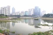 Công viên 300 tỉ trên 'đất vàng' ở Hà Nội mới khánh thành đã bị dân chê hôi thối
