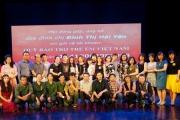 Xúc động đêm diễn gây quỹ từ thiện cho nữ diễn viên Nhà hát kịch Việt Nam tử nạn tại hầm Kim Liên