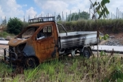 Chiếc ô tô mang biển Hà Nội bị đốt cháy ở Phú Quốc