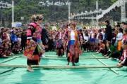 Từng bừng Lễ hội 100 năm Chợ tình Khâu Vai