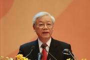Cuối tháng 5, Chủ tịch nước Nguyễn Phú Trọng trình Quốc hội phê chuẩn việc gia nhập Công ước 98