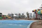 Sắp khai trương: Công viên nước lớn nhất Hà Đông tại KĐT Thanh Hà