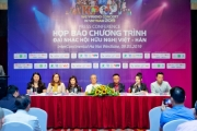 Chương trình Đại nhạc hội hữu nghị Việt – Hàn có quy mô 30.000 khán giả