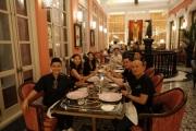 Ngô Thanh Vân mừng sinh nhật với đại tiệc sao Michelin tại JW Marriott Phu Quoc