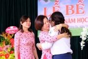 Trường THCS Bế Văn Đàn - Nơi thắm đượm tình cảm CÔ và TRÒ