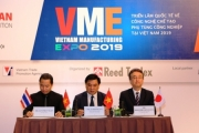 Họp báo diễn đàn công nghiệp hỗ trợ Việt Nam 2019