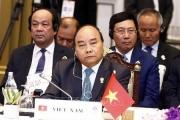 Thủ tướng Nguyễn Xuân Phúc trả lời phỏng vấn báo The Nation, Thái Lan