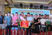Phú Thọ: Giải bóng đá Cúp Hùng Vương lần thứ 1 năm 2019 thành công tốt đẹp