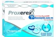 Cẩn trọng với thông tin quảng cáo sản phẩm Proxerex trên một số website