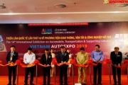 Vietnam AutoExpo 2019 khai mạc với điểm nhấn VinFast