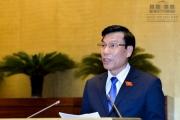 Quốc hội chất vấn Bộ trưởng VHTT&DL Nguyễn Ngọc Thiện, sáng 6/6