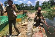 Tỷ phú đất Tóc Tiên, 80 tuổi vẫn nuôi 400 tấn cá bằng....mỳ tôm vụn