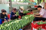 Xuất khẩu rau, quả giữ tăng trưởng ổn định