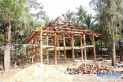 Quảng Ngãi: Nhiều sai phạm tại dự án Khu du lịch sinh thái biển Hàng Dương