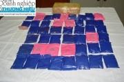 Quảng Bình: Bộ đội biên phòng cửa khẩu quốc tế Cha Lo thu giữ gần 9000 viên ma túy.