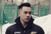 Tân binh của đội bóng Hải Phòng lai Việt - Nga, đẹp trai như hot boy