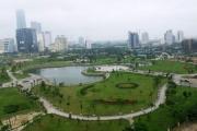 Hà Nội:  Tạm dừng quy hoạch lấy đất công viên Cầu Giấy làm bãi đỗ xe