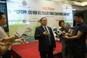 CPTPP - Cơ hội và thách thức cho nông sản Việt: Khắc phục điểm yếu về thương hiệu