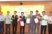 Bộ Thông tin và Truyền thông ra mắt tân Cục trưởng Cục Xuất bản và Cục Tần số Vô tuyến điện