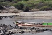 Nước sông Mekong thấp kỷ lục