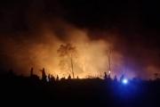 Hà Tĩnh: Diễn biến vụ cháy rừng phức tạp, phát loa kêu gọi toàn dân lên núi dập lửa trong đêm