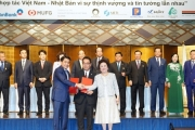 3,75 tỷ USD vốn từ Nhật Bản cam kết rót vào Hà Nội