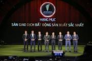 Huy động vốn trái phép, Hải Phát Land nhận giải sàn giao dịch bất động sản xuất sắc nhất