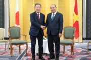 Tập đoàn Maruhan muốn tham gia tái cơ cấu ngân hàng Việt Nam