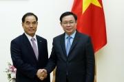 Phó Thủ tướng tiếp Chủ tịch Tập đoàn phát triển nông thôn lớn nhất Hàn Quốc