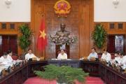 Thủ tướng chủ trì cuộc họp về tăng trưởng vùng kinh tế trọng điểm