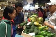 Khai mạc tuần lễ nông sản Đà Lạt tại Aeon Tân Phú