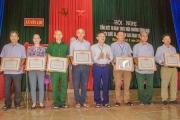 Hà Tĩnh: Xã Yên Lộc huyện Can Lộc Tổng kết 10 năm thực hiện Chương trình mục tiêu quốc gia xây dựng NTM giai đoạn 2010-2020.
