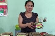 Làng nghề Bánh gai Tứ Trụ – Hương vị truyền thống của xứ Thanh